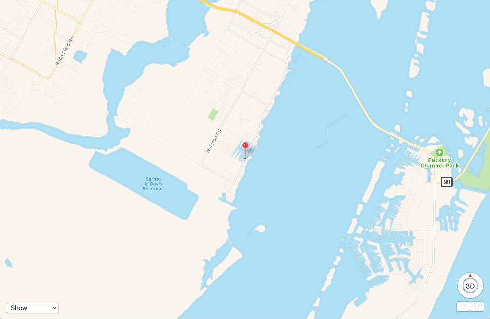 3345 Laguna Shores Dr. Corpus Christi, TX 78418 Map