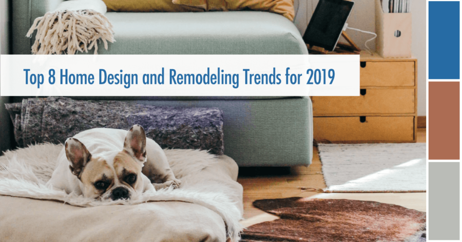 Design and remodeling trends
