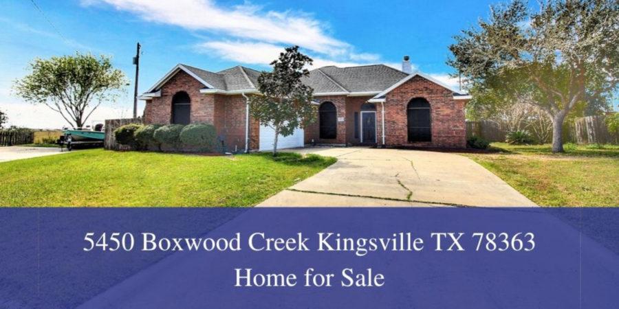 Homes for Sale in Kingsville TX